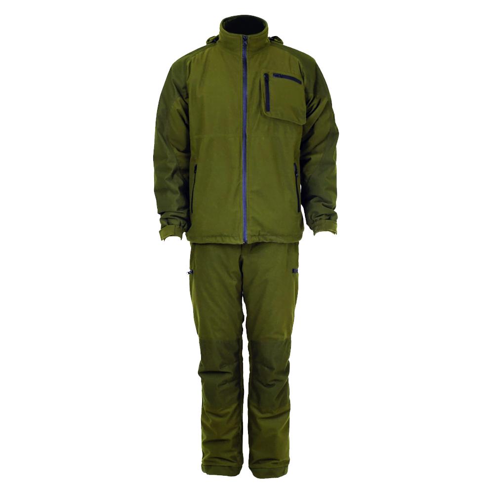 Bison 342 Yeşil Avcı Takımı- Beden l
