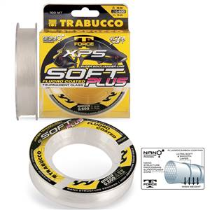 Trabucco Sof Plus 100m Leader Misina
