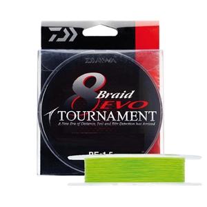 Daiwa Tournament 8B Evo Chartreuse 135m İp Misina