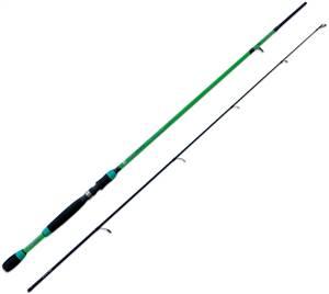 Lineaeffe Shizuka SH 1400 210cm 10-30gr 2 Parça Spin Kamış