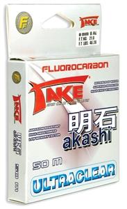 Lineaeffe Akashi 50m Ultra Fluoro Carbon Misina