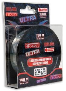 Lineaeffe Hikaru 150m Ultra Fluora Carbon Misina