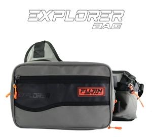 Fujin Explorer Bag Spin & LRF Çantası
