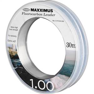 Fladen Maxximus 30m Fluorocarbon Leader Misina