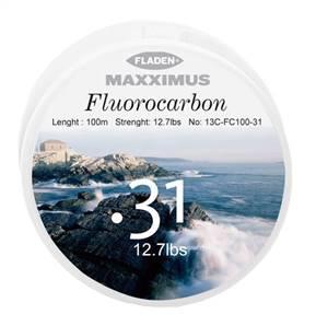 Fladen Maxximus 100m Fluocarbon Misina