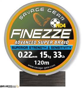 Savage gear Finesse HD4 Braid 300m Grey İp Misina