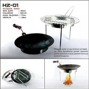 Hızgara HZ-01 Küçük Sac