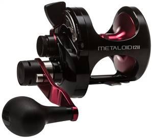 Okuma Metaloid Two Speed M-12IILXR Kırmızı Çıkrık Makine