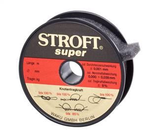 Stroft Super 100m Monoflament Misina